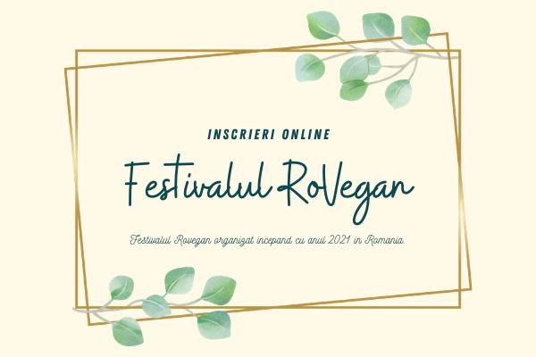 Festivalul Rovegan